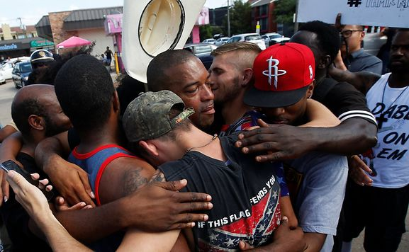 """""""…there was no place for them in the Black and White America."""""""