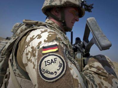 Ein Bundeswehrsoldat soll einen Terroranschlag geplant haben.