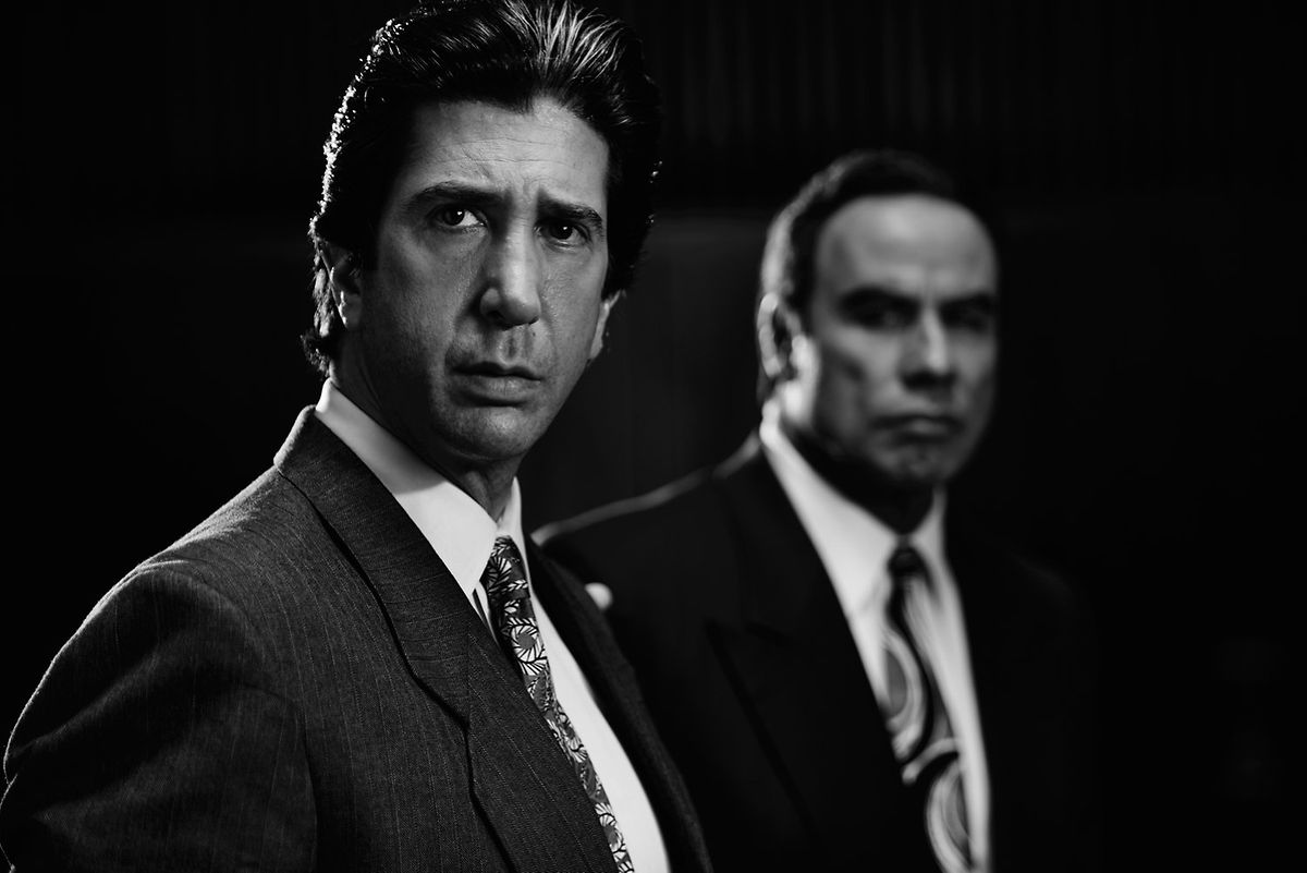 David Schwimmer und John Travolta gehören zum exzellenten Cast der Serie.
