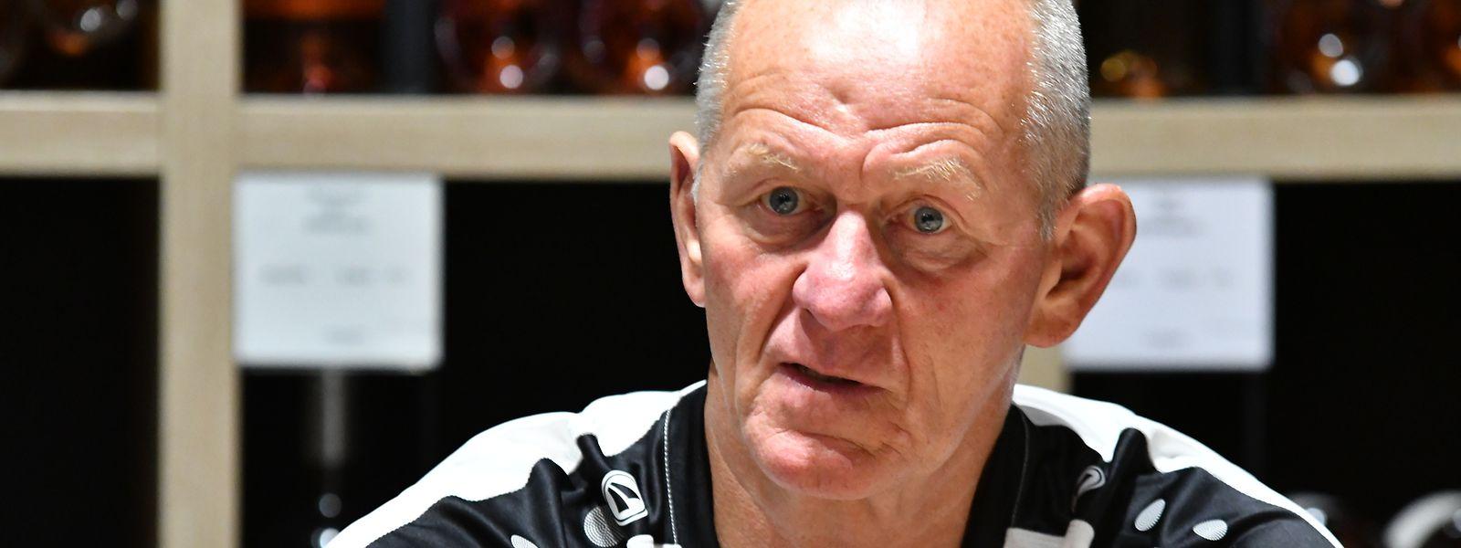 Henri Bossi sera le nouveau coach du F91. Il succède à Dino Toppmöller sur le banc dudelangeois.
