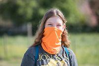 Politik, Maskenpflicht bei Schülern, Buff, Maske, Atemschutz, Foto: Lex Kleren/Luxemburger Wort