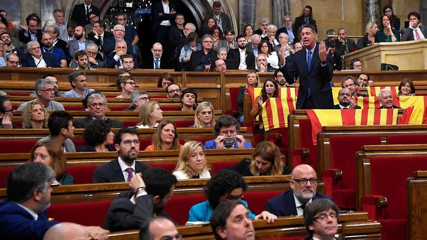 Auch Mexiko erkennt Unabhängigkeit Kataloniens nicht an