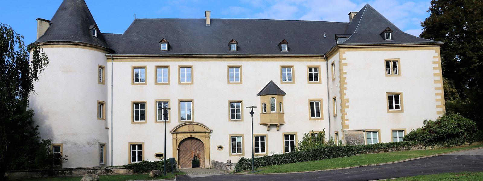 Gastronomie- und Hotellehre werden das Sanemer Schloss in Zukunft beleben.