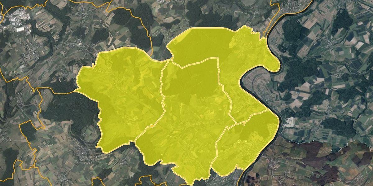 Waldbredimus, Bous, Stadtbredimus und Remich reden über eine Vereinigung der vier Gemeinden.