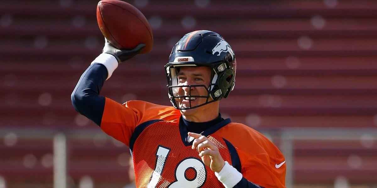 Peyton Manning will mit den Denver Broncos einen weiteren Titel einfahren.