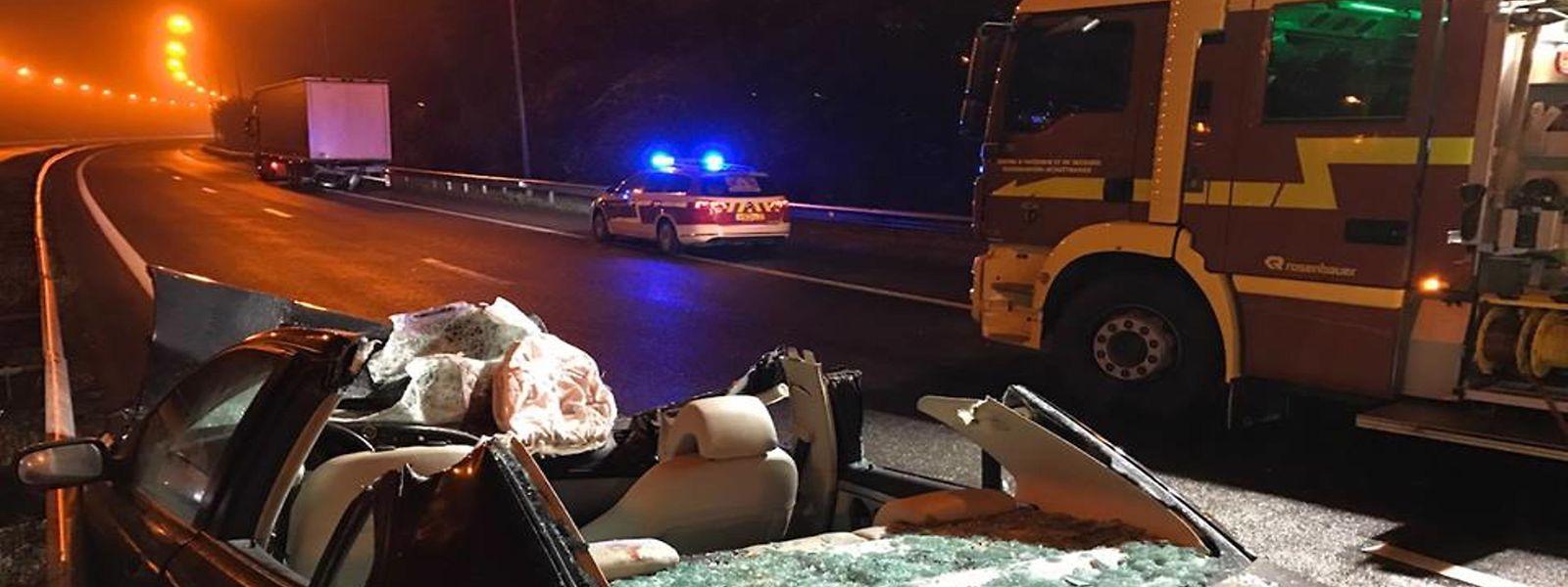 Erst im März wurde ein Lastwagenfahrer zu einer Haftstrafe verurteilt, weil er nach einem illegalen Halt auf der Autobahn A1 sehr langsam wieder auf die Autobahn aufgefahren war und so einen tödlichen Unfall verursacht hatte.