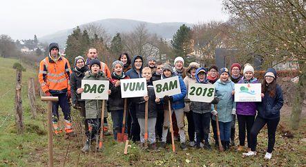 Dag vum Bam 2018 zu Wooltz - Photo: Ben Majerus