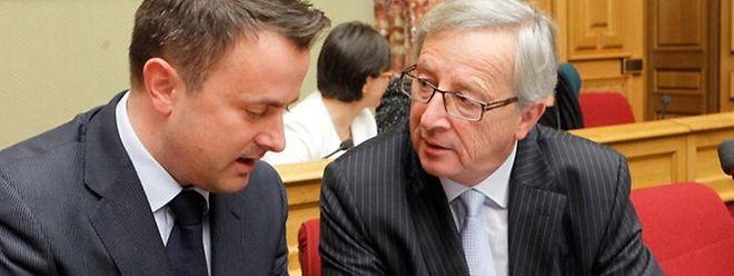 Am 4. Dezember löst Xavier Bettel Jean-Claude Juncker als Premierminister ab.