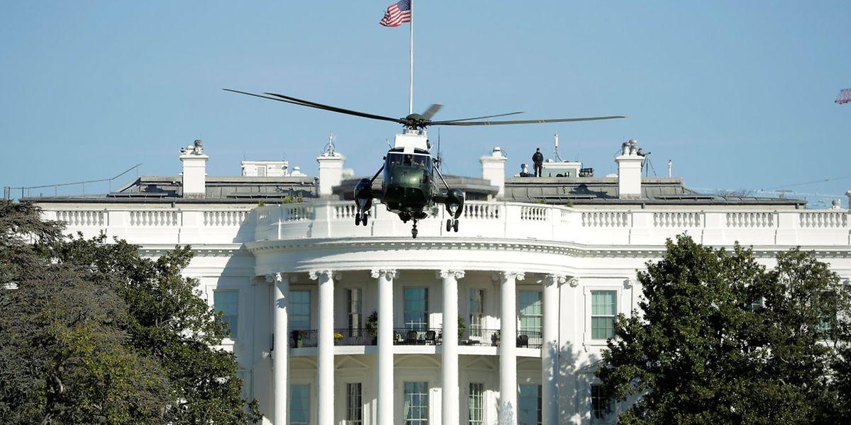 Egal wer das Rennen macht - die Obamas müssen demnächst aus dem Weißen Haus ausziehen.