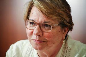 Simona Frankel - ambassadrice d'Israël au Luxembourg et en Belgique - Photo : Pierre Matgé