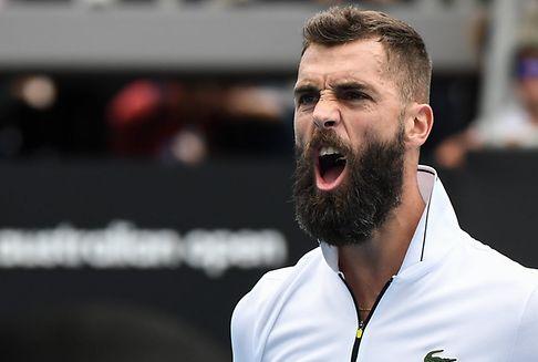 Tennis: Paire spuckt, wird bestraft und scheidet aus