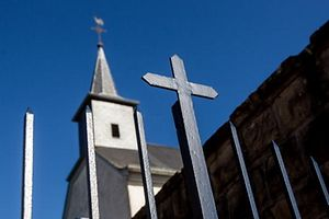 29.9. Bettemburg / ITV Laurent Zeimet / Kirchenfabriken  / Kirche Abweiler foto:Guy Jallay