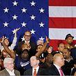 In vielen Bundesstaaten können die Anhänger der Republikaner jubeln.