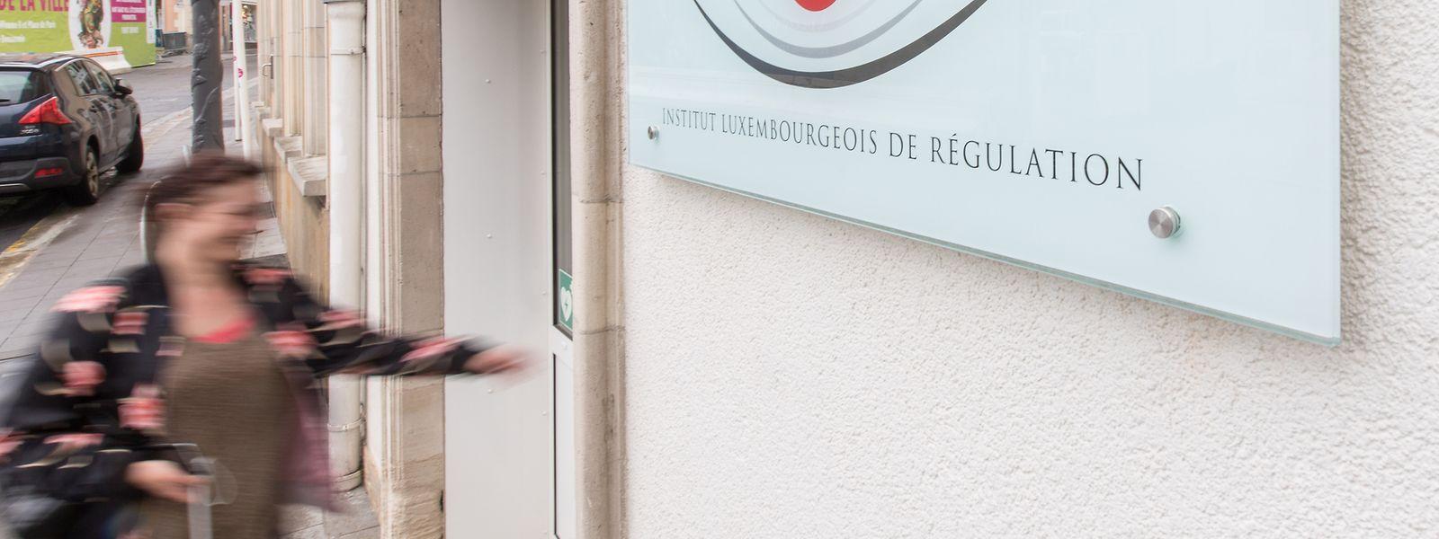 """Das """"Institut luxembourgeois de régulation"""" stellt fest, dass Verbraucher hierzulande nur selten ihren Anbieter wechseln."""