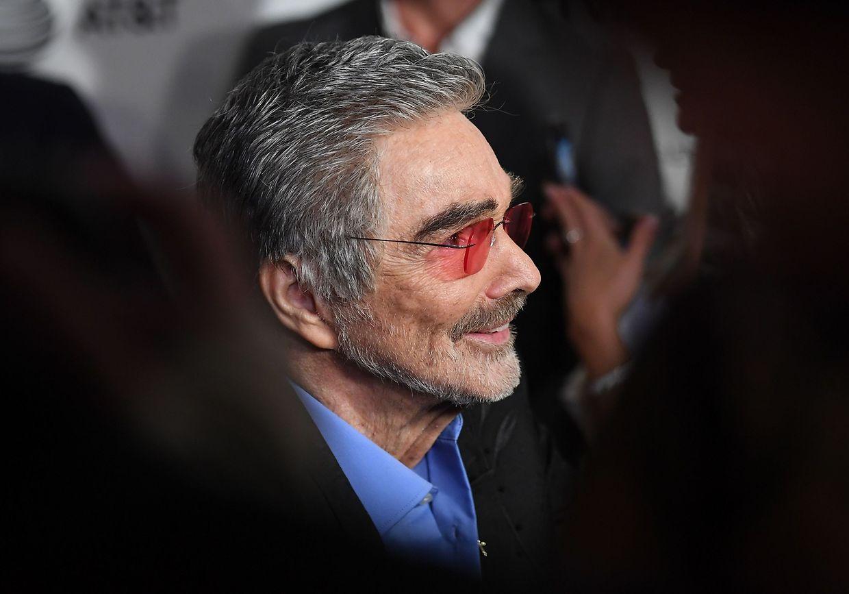 Burt Reynolds wurde 82 Jahre alt.