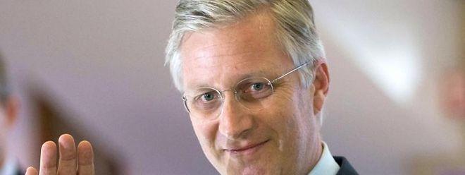 Belgiens König Philippe: In der parlamentarischen Monarchie muss er vor allem repräsentieren.