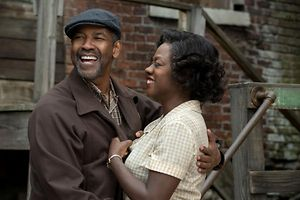 """Fences"", avec Denzel Washington"
