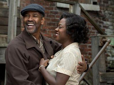 """""""Fences"""", avec Denzel Washington"""