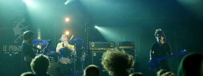 Heartbeat Parade aus Luxemburg heimsten nach ihrem Auftritt gestern hervorragende Kritiken ein.
