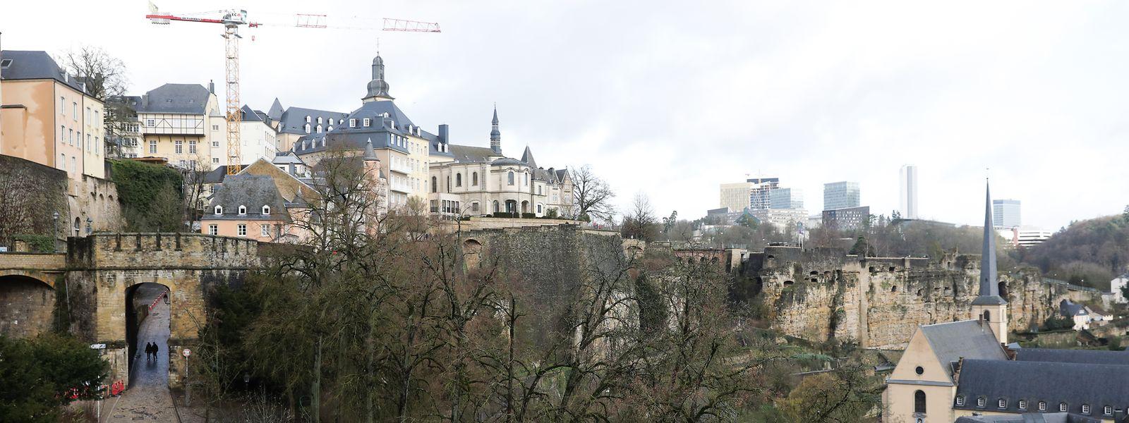 Prädikat wertvoll: Seit dem 17. Dezember 1994 ist die Altstadt und Festung Luxemburgs Teil der Unesco-Welterbestätteliste des Weltkulturerbes.