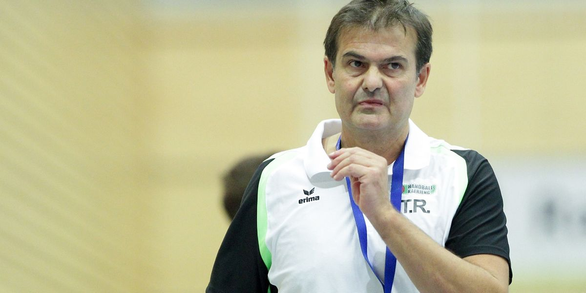 Riccardo Trillini trifft mit dem HB Käerjeng auf Esch.