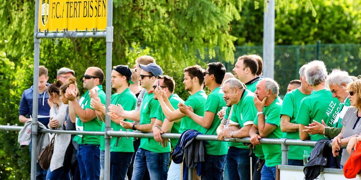 Les supporters de l'US Hostert ont rendez-vous avec ceux de Canach. Mais où?