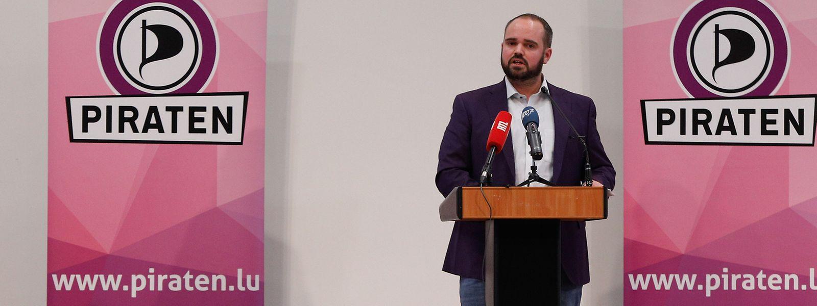 Marc Goergen sparte nicht mit Kritik an der Regierungspolitik.