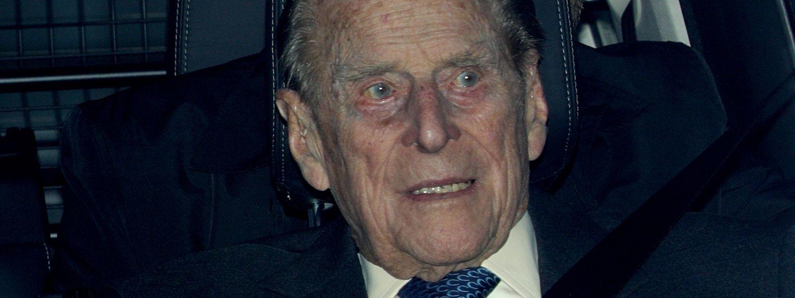 Prinz Philips Unfall löste in Großbritannien eine Debatte über Senioren am Steuer aus.