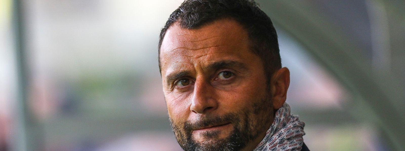 """Paolo Amodio: """"Mein Platz ist nicht mehr in dieser Fußballwelt."""""""