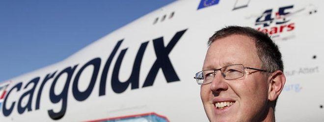 Cargolux-Chef Dirk Reich steht ein anstrengender Verhandlungstag bevor.