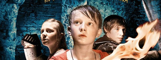 """In """"D' Schatzritter - D'Geheimis vum Melusina"""" geht es um vier Freunde, die sich auf eine abenteuerliche Schatzsuche begeben."""