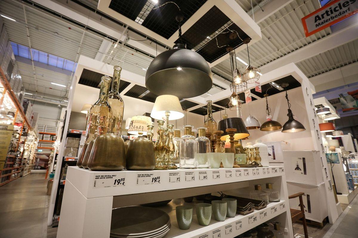 capellen: bauhaus ouvre son premier magasin au luxembourg