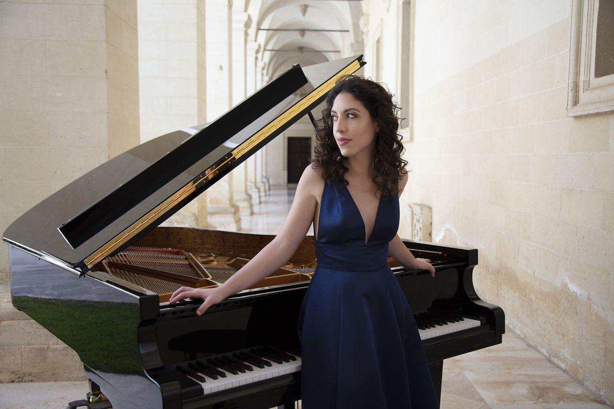 La pianiste Beatrice Rana accompagnera l'OP en Espagne
