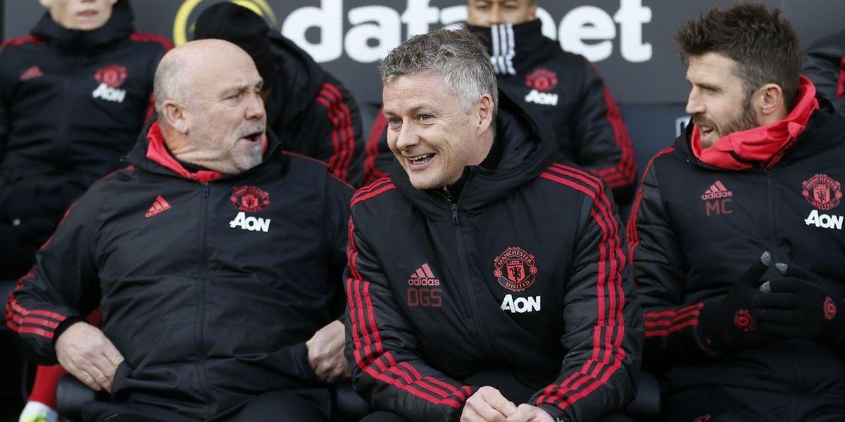 Ole Gunnar Solskjaer a relancé Manchester United.
