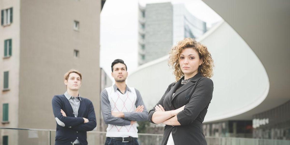 L'étude s'est intéressé aux salariés non intérimaires du secteur privé ayant au moins six mois d'ancienneté dans leur entreprise et étant aussi bien résidents luxembourgeois que frontaliers.