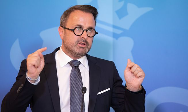 Xavier Bettel will stay in hospital for two to four days