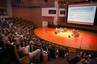 """Die """"Assises culturelles"""" 2018 lockten zahlreiche Kulturschaffende ins hauptstädtische Musikkonservatorium. ,"""