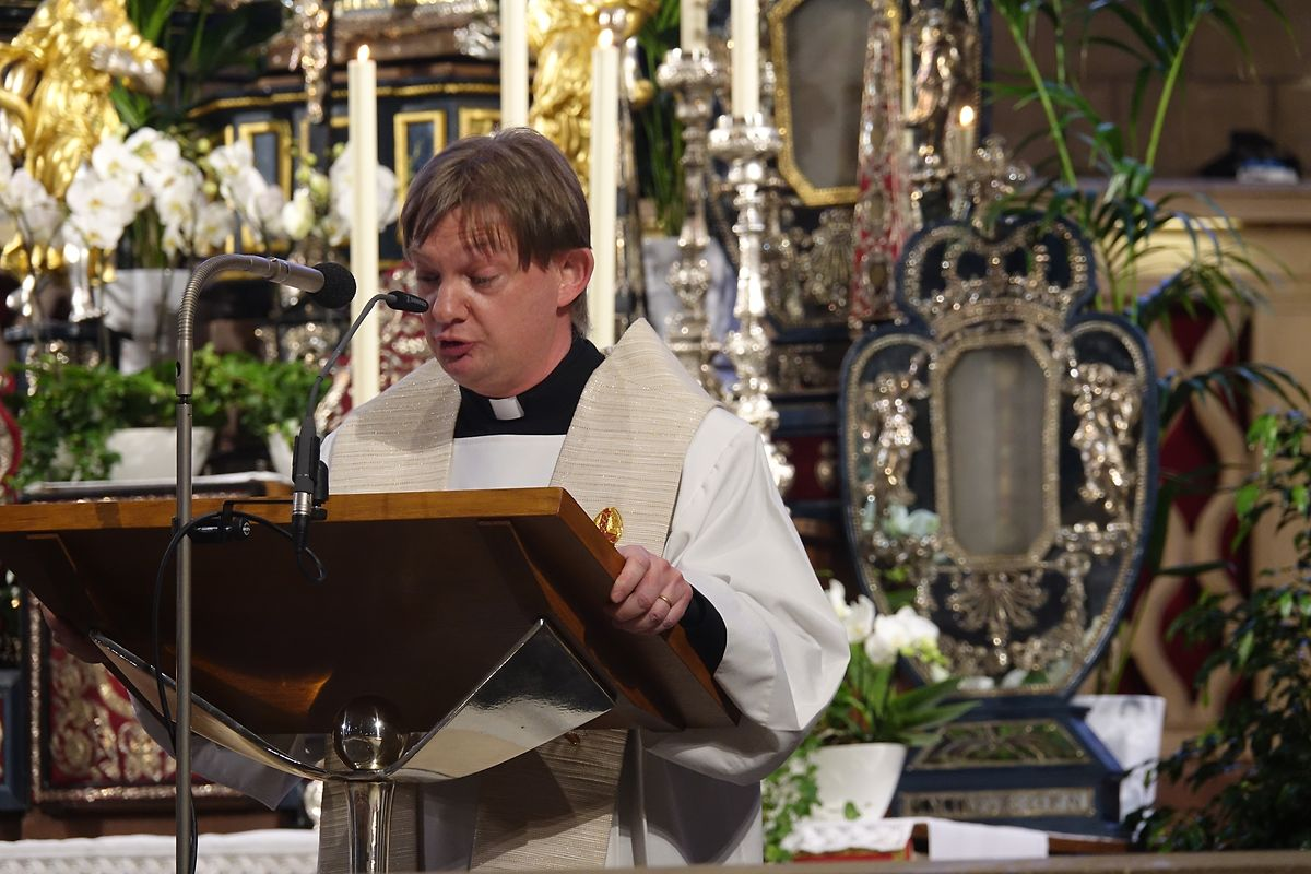 Oktavprediger Jean-Pierre Reiners