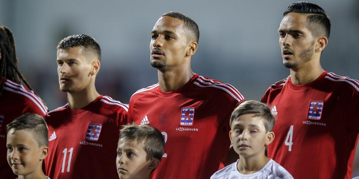 Luxemburgs Nationalspieler können stolz auf das Geleistete sein.