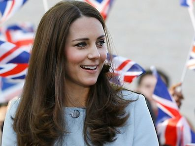 Kate could be planning a visit to Luxembourg