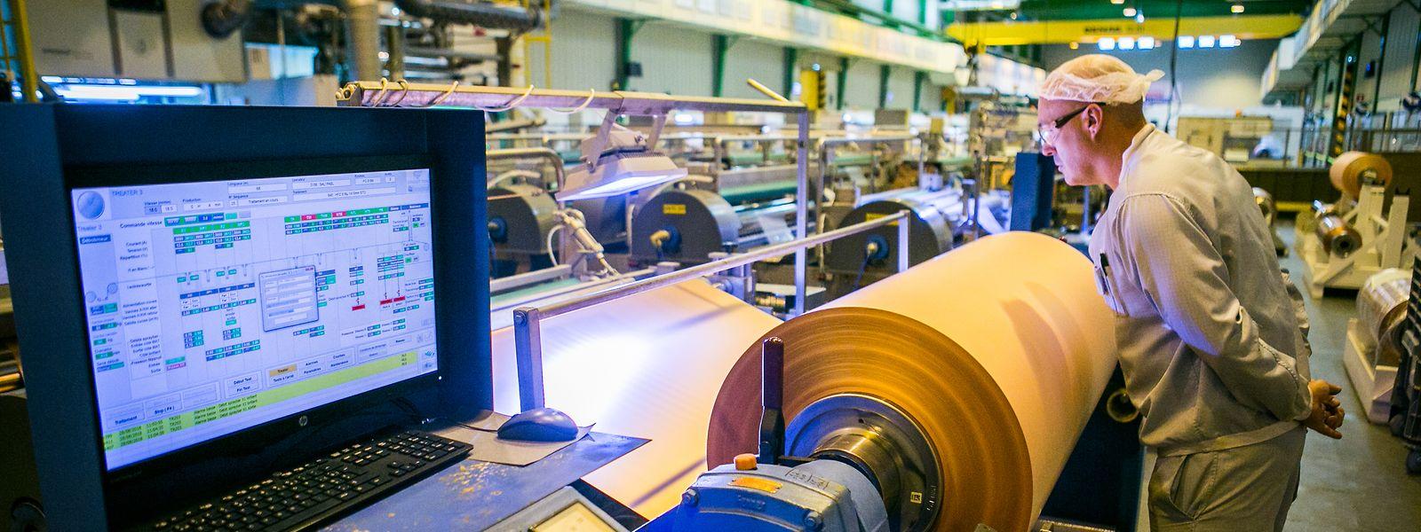 Circuit Foil est le leader mondial de la production de feuilles de cuivre à haute valeur ajoutée