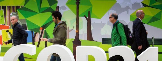 Geschichtsträchtig: Bei der COP21 in Paris einigte sich die Welt auf einen globalen Klimavertrag.