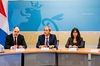 Das IWF-Team schätzt die Wachstumsaussichten für das Großherzogtum weiterhin günstig ein.