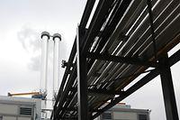 Wirtschaft, Zentrale Dampf Einweihung, ArcelorMittal, unité de production de vapeur, Foto: Chris Karaba/Luxeburger Wort