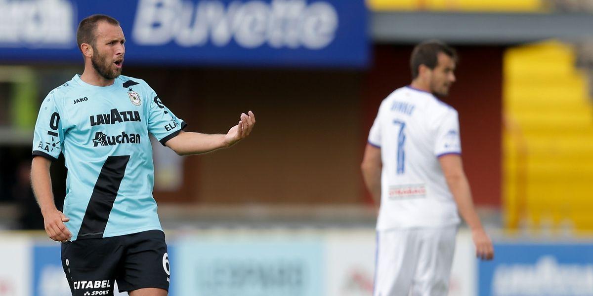 Marc-Andre Kruska a été convaincant contre Vidi. Le milieu de terrain allemand doit confirmer ce jeudi contre Drita.