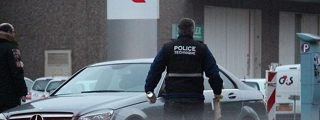 Am 3. April 2013 wurden mehr als 80 Schüsse auf Polizisten abgefeuert.