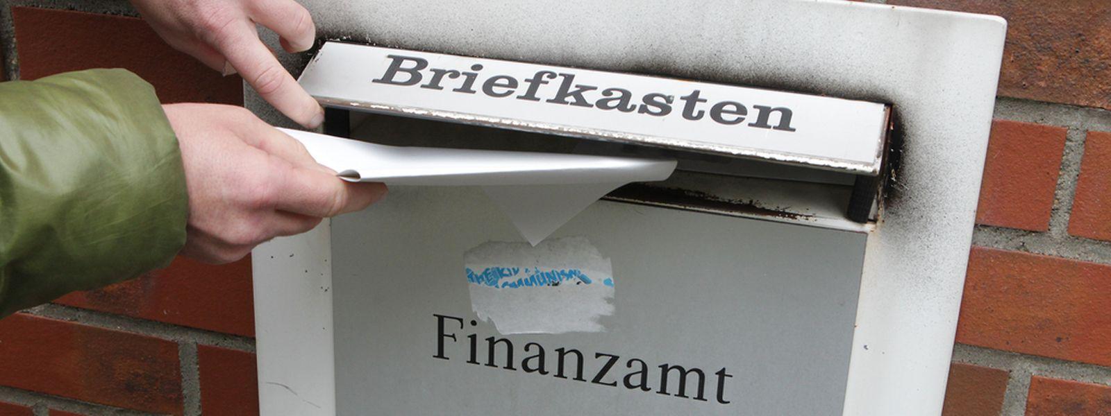 Das Finanzamt Trier erwartet auch weiterhin eine erhebliche Zahl von Selbstanzeigen.