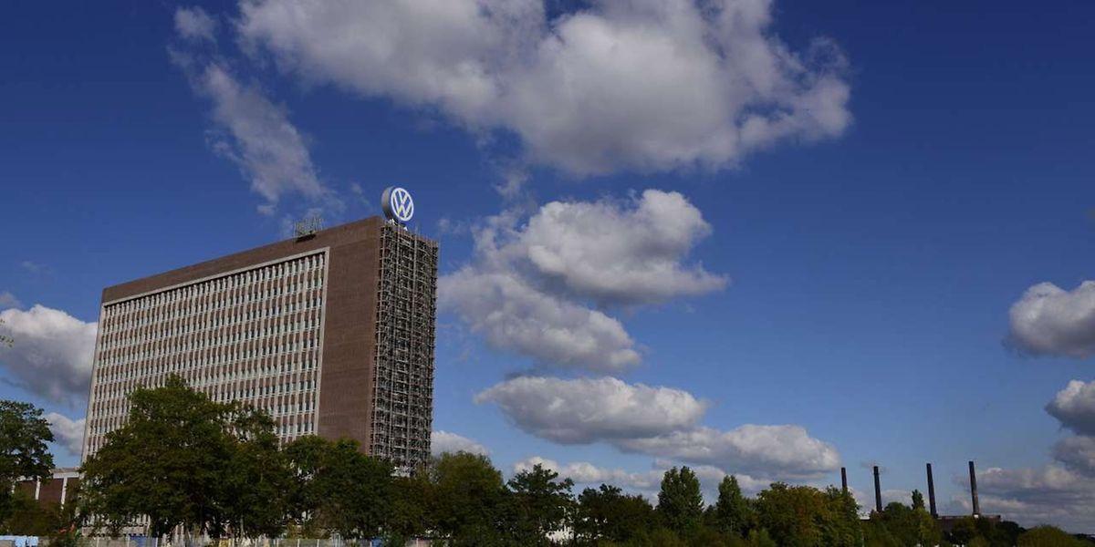 Schwarze Wolken ziehen derzeit über die VW-Konzernzentrale.