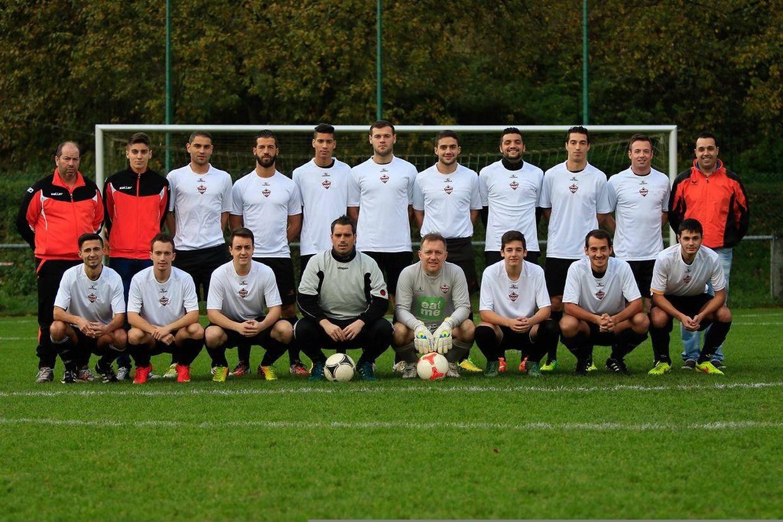 Le FC Orania Vianden.