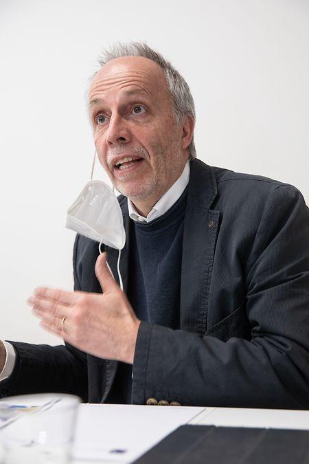 Georges Steffgen von der Uni Luxemburg ist einer der Autoren der Studie.